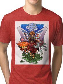 Terranigma Art Tri-blend T-Shirt