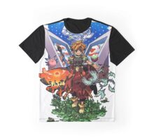 Terranigma Art Graphic T-Shirt