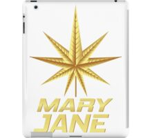 MARY JANE GOLD iPad Case/Skin