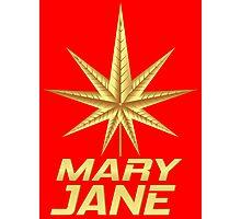 MARY JANE GOLD Photographic Print