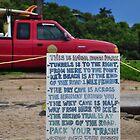 Ha'ena Beach Park, Kauai by Leanne Churchill