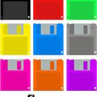 Nine floppies by playwell
