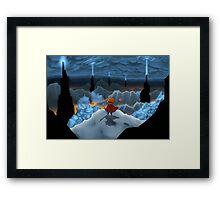 Chibi Ark Framed Print