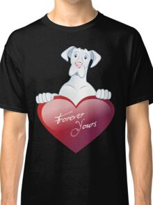 Valentine's Dane - Forever Yours Classic T-Shirt