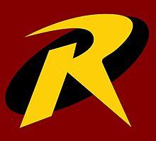 Batman - Robin Logo by Ninjaza