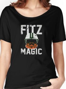 Fitzmagic Women's Relaxed Fit T-Shirt