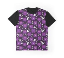 So many gengars - Dark version Graphic T-Shirt