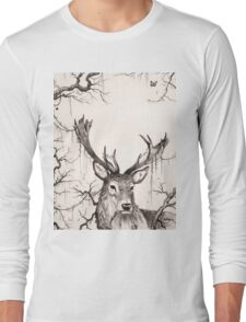 Within The Sleeping Forest  Long Sleeve T-Shirt