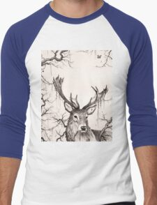 Within The Sleeping Forest  Men's Baseball ¾ T-Shirt