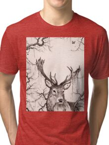 Within The Sleeping Forest  Tri-blend T-Shirt