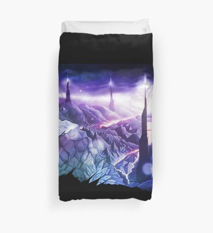 Ark in the Dark Duvet Cover