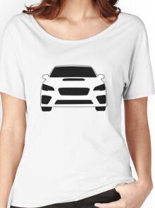 2015+ Subaru WRX Sticker / Tee - Full Front Design Women's Relaxed Fit T-Shirt