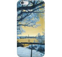 The Fig Tree and the Eleanor Schonell Bridge iPhone Case/Skin