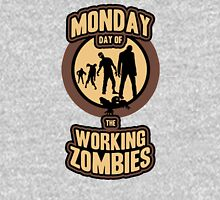 Day of the working zombies Unisex T-Shirt