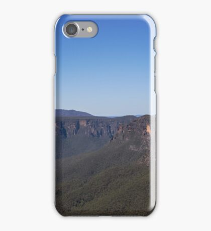 Grose Valley Panorama iPhone Case/Skin