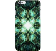 Green Mez iPhone Case/Skin