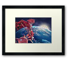 Ark Happy End Framed Print