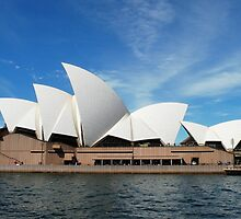 Sydney Opera House by Trish Meyer