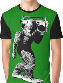 BIG FOOT Graphic T-Shirt