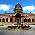 Goulburn Court House by Trish Meyer