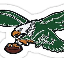 Eagles retro Sticker