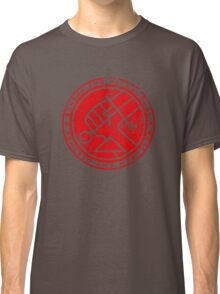 BPRD red texture icon Classic T-Shirt