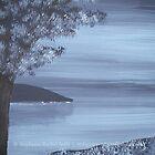 Tranquil Blue by Stephanie Rachel Seely