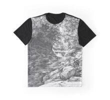 Sine Wiry Graphic T-Shirt