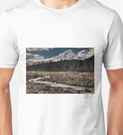 The Hood In The Distance ©  Unisex T-Shirt
