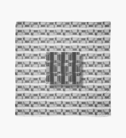 Floating cube Scarf