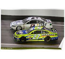 NASCAR 3 Poster