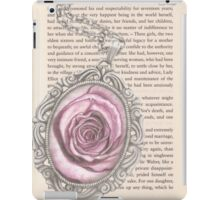 Silver & Rose iPad Case/Skin