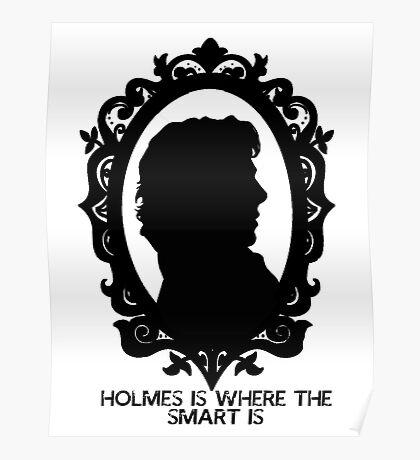 BBC Sherlock Holmes Cameo Poster