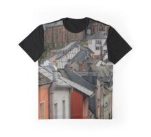 Historic town of Saarburg Graphic T-Shirt