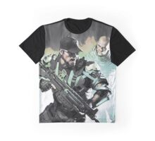 Men with Guns Graphic T-Shirt