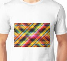 Colorful Vibrant Pattern Unisex T-Shirt
