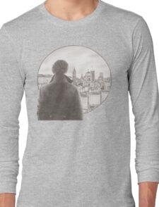 Sherlock's London Long Sleeve T-Shirt