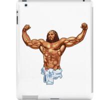 Strong Jesus iPad Case/Skin