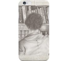 The Consulting Detective iPhone Case/Skin