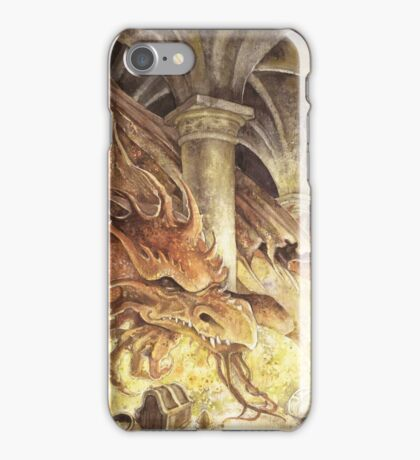 Smaug's Cave iPhone Case/Skin