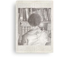 The Consulting Detective Metal Print