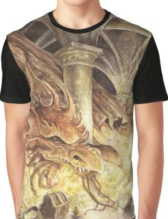 Smaug's Cave Graphic T-Shirt