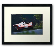 Ferrari 512S at Nürburgring Framed Print