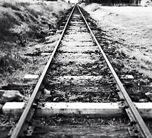 Abandoned Tracks, Cooma, NSW by MattLawson