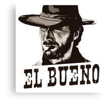 Eastwood El Bueno Canvas Print