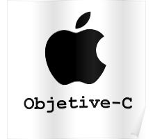 objetive-c programming language Poster