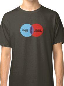 Music I Used To Like Classic T-Shirt