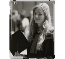 One ! One day !  by Doctor Andrzej Goszcz. Canon 5D Mark II . Canon 70-200 mm f/4 L iPad Case/Skin