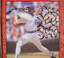 161- Paul Kilgus by Foob's Baseball Cards