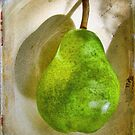 Green Pear # 7 by LouiseK